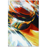 Wall Art Print on Canvas-Abstract-Pot Pourri, Premium Canvas Gallery Wrap - Laurie Humble.com