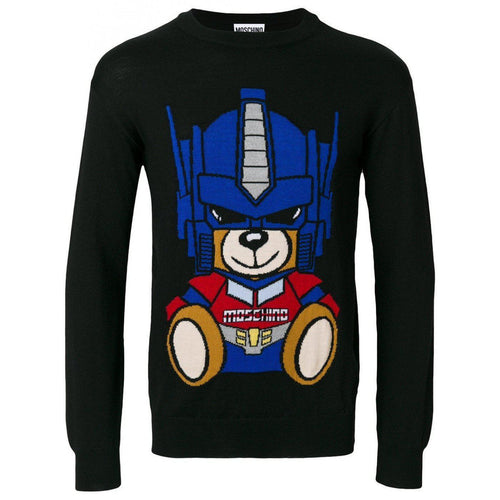 MOSCHINO Transformers Sweater-OZNICO
