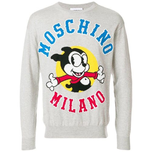 MOSCHINO Vintage Mickey Sweater-OZNICO