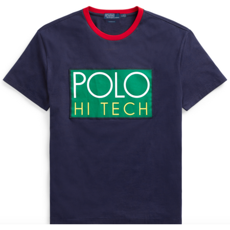 POLO RALPH LAUREN Hi Tech Pullover, Olive Green