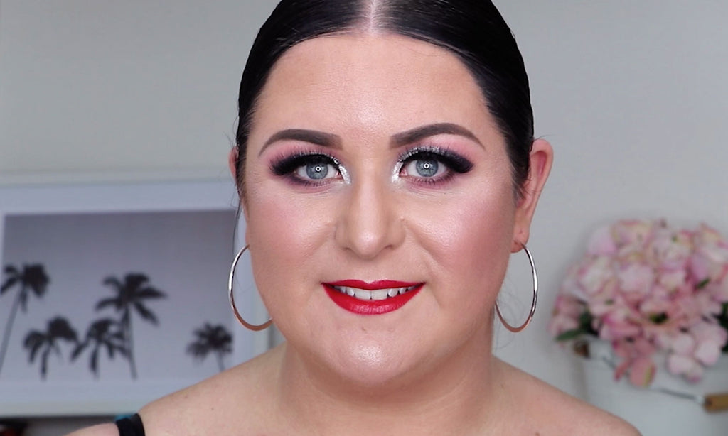Go Bold Night Look by Marisa Robinson