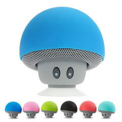 YALI Mini Wireless Portable Bluetooth Speaker Mini Bluetooth Mushroom Speaker Mini Speaker for Mobile Phone iPhone iPad Tablet