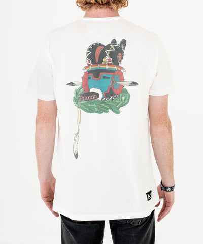 Heyoka 'Mountain Sheep Mask' T-shirt