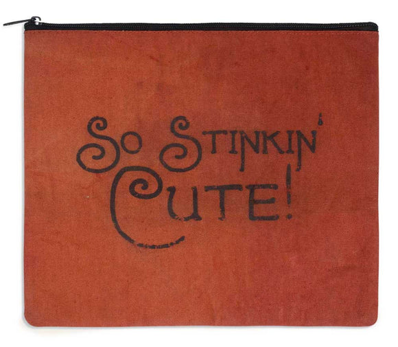 So Stinkin' Cute Travel Bag - The Painted Porch Co