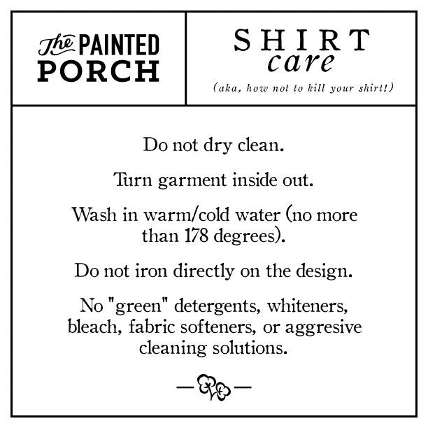 Mama Bird Shirt - The Painted Porch Co