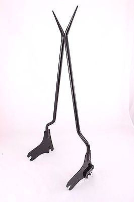 BACKREST TALL SISSY BAR HARLEY TOURING ROAD KING STREET ELECTRA GLIDE 97-08 NEW