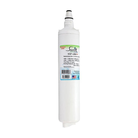 Replacement LG LT600P 5231JA2006A 46-9990 Refrigerator Water Filter by SGF-LB60 Rx - The Filters Club