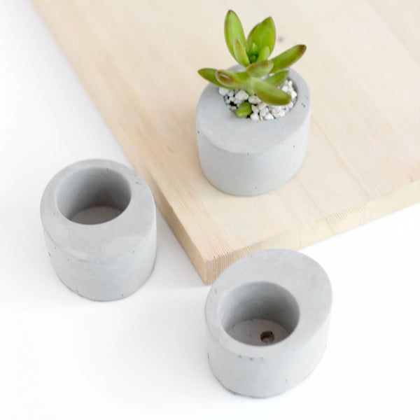Mini Oval Planter | Airplant Holder