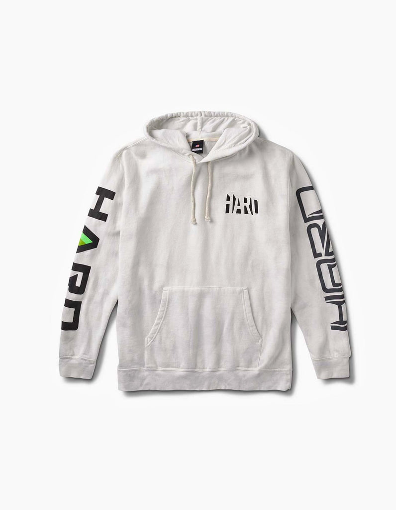 HARD Summer 2019 Multitude Hoodie Gray