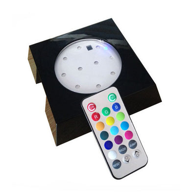 4 inch LED Light Base for Hookah - TheHookah.com