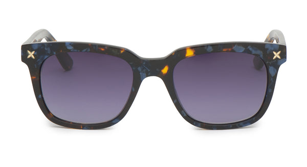 Bessette - C4 X Susie Wall - Brown Blue Tortoise