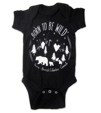 Born to be Wild - Onesie