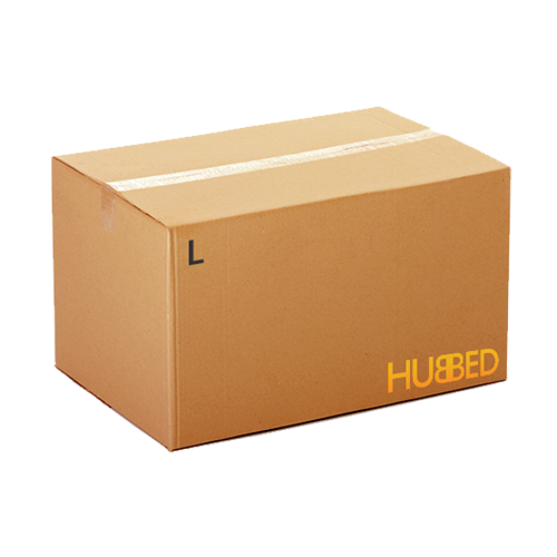 HUBBED Large (5kg) Box - 10 Pack