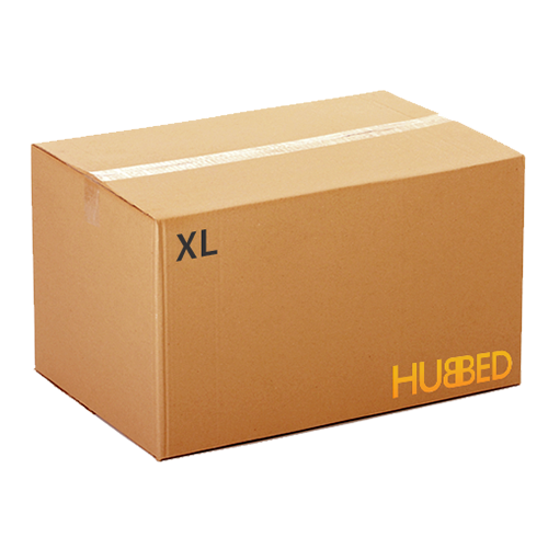 HUBBED Extra Large (15kg) Box - 10 Pack