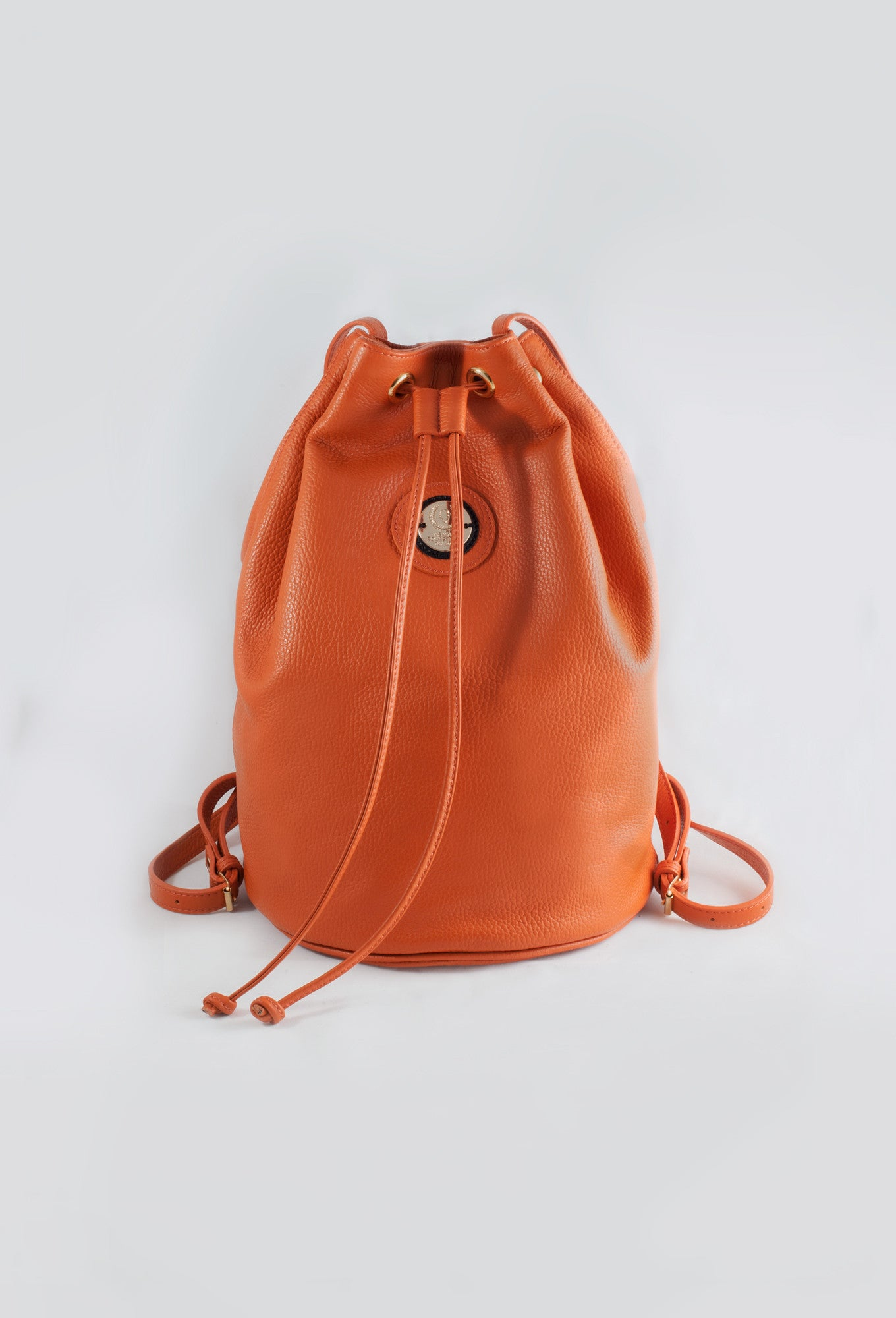 Asmar Leather Bucket Bag