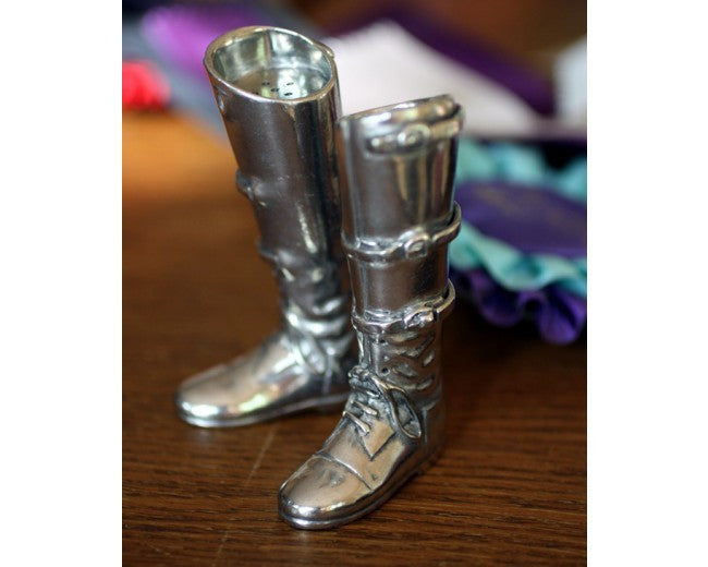 Riding Boot Salt and Pepper Set