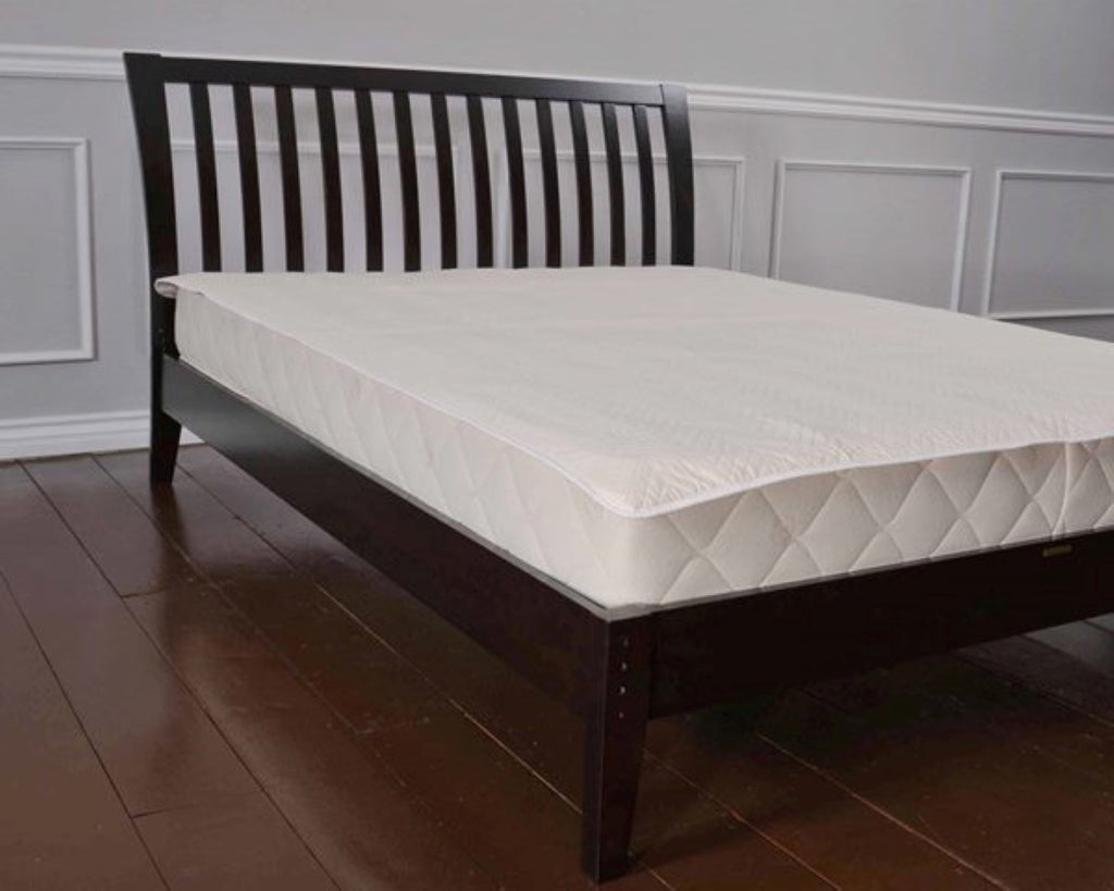 Washable Quilted Cotton Mattress Pad