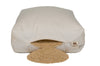 Rejuvenation Pillow: Natural Wool & Millet Or Buckwheat Hulls
