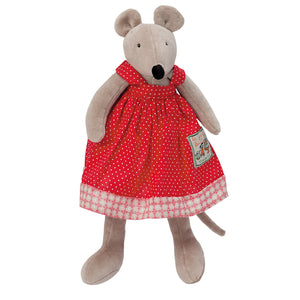 Little Nini Mouse Moulin Roty Soft Toys