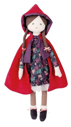 Little Red Riding Hood Moulin Roty Dolls and Dolls Houses