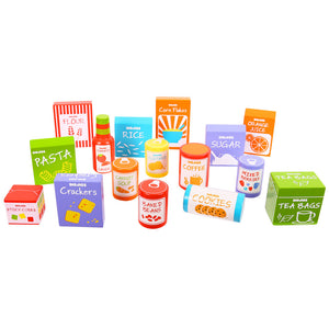 Groceries Bigjigs Pretend Play