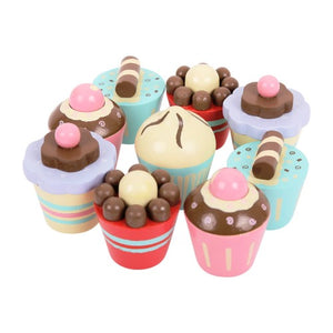 Petit Fours Bigjigs Wooden Toys Pretend Play