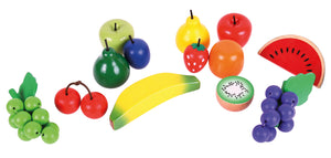 Fruit in a Net Bigjigs Pretend Play