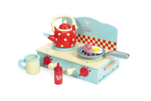 Camper Mini Stove Set Le Toy Van Pretend Play