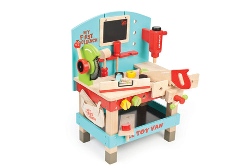 My First Tool Bench Le Toy Van Wooden Toys
