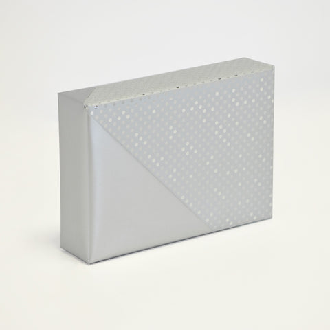 Extravagant Silver Doublesided Counter Roll