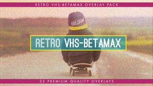 VHS-Betamax Retro Pack