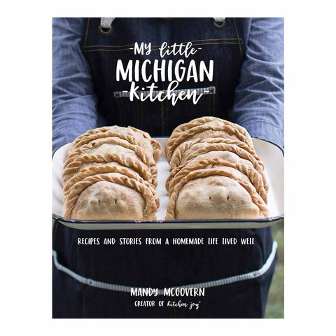 My Little Michigan Kitchen Book