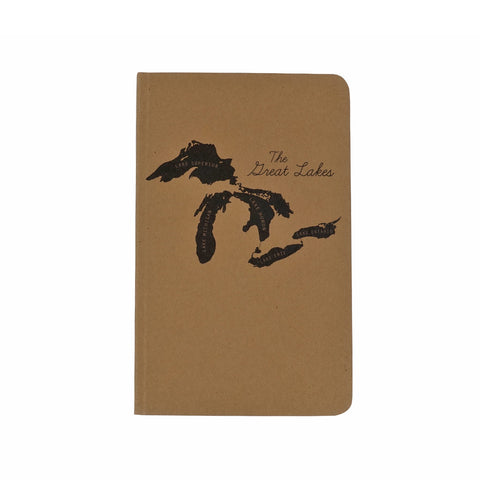 The Great Lakes Notebook