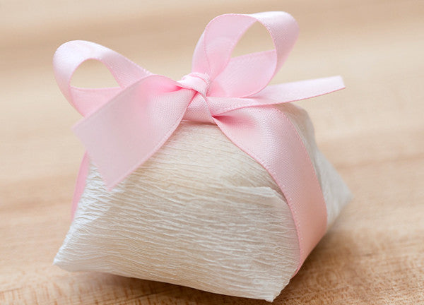 Wrapped Mini Cake
