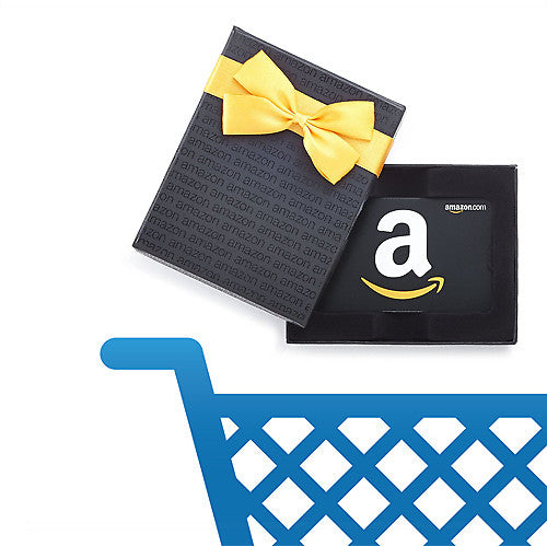 Buy $50 in Amazon Gift Cards & Receive a $10 Credit