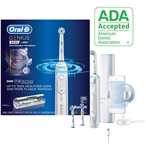 Oral-b 9600 Electric Toothbrush, 3 Brush Heads