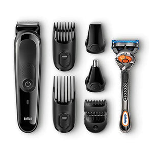 Braun 8-in-1 All-in-One Cordless Beard Trimmer