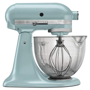 KitchenAid 5-Qt. Artisan Design Series with Glass Bowl
