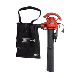 Craftsman 12-Amp Electric Leaf Blower