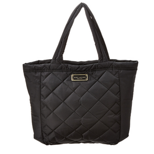 Marc Jacobs Quilted Nylon Tote
