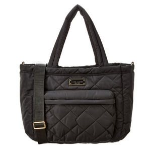 Marc Jacobs Quilted Nylon Baby Bag