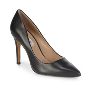 Saks Fifth Avenue Leather Pumps (3 Colors)