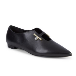 Nine West Leather Flats (2 Colors)