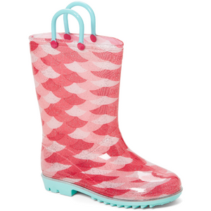 Girls Rain Boot (2 Colors)