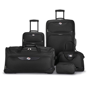 American Tourister 5-Piece Softside Set