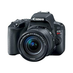 Save up to 30% on Canon EOS Rebel SL2