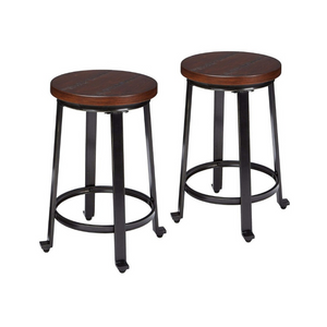 Ashley Furniture Signature Design Bar Stools, Bench And Dining Chairs