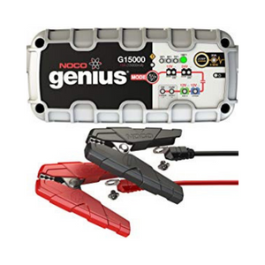 Save up to 30% on Noco Jump Starters and Battery Chargers