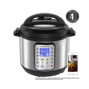 Instant Pot Multi-Use Programmable Cookers On Sale