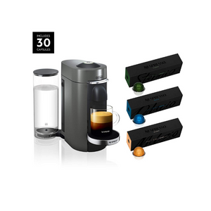 Nespresso VertuoPlus Deluxe Coffee and Espresso Maker by De'Longhi
